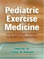 Cover of: Pediatric Exercise Medicine
