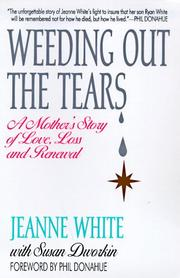 Cover of: Weeding Out the Tears