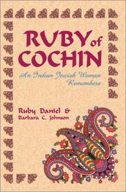 Cover of: Ruby of Cochin