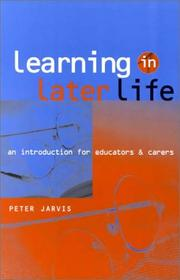 Cover of: Learning In Later Life