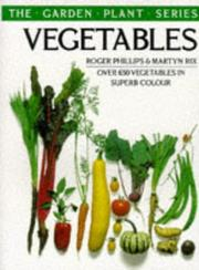 Cover of: Vegetables (Pan Garden Plant)