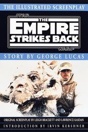 Cover of: Illustrated Screenplay: Star Wars: Episode 5: The Empire Strikes Back