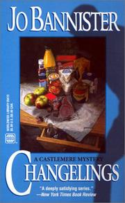 Cover of: Changelings (Castlemere Mysteries (Paperback))