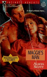 Cover of: Maggie's Man (Maximillian's Children)