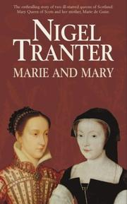 Cover of: Marie and Mary