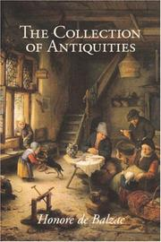 Cover of: The Collection of Antiquities