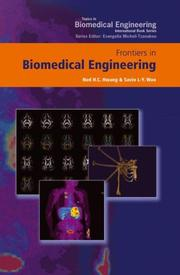 Cover of: Frontiers in biomedical engineering