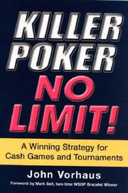 Cover of: Killer Poker No Limit