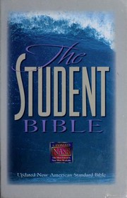 Cover of: The student Bible