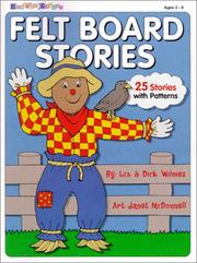 Cover of: Felt Board Stories