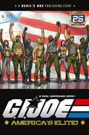 Cover of: G.I. Joe America's Elite Volume 5 (G. I. Joe (Graphic Novels))