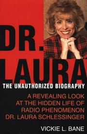 Cover of: Dr. Laura