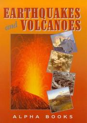 Cover of: Earthquakes and Volcanoes