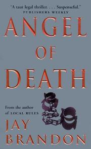 Cover of: Angel of Death (Chris Sinclair)