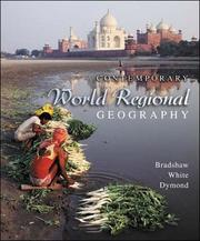 Cover of: Contemporary World Regional Geography: Global Connections, Local Voices