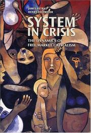 Cover of: A System in Crisis