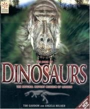 Cover of: Book Of Dinosaurs