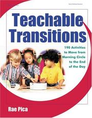 Cover of: Teachable Transitions
