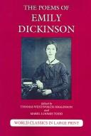 Cover of: The Poems Of Emily Dickinson