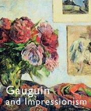 Cover of: Gauguin and Impressionism