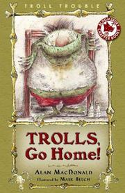 Cover of: Trolls, Go Home!