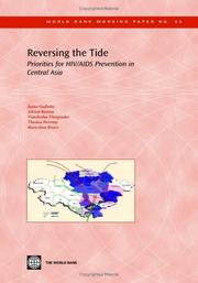 Cover of: Reversing the Tide