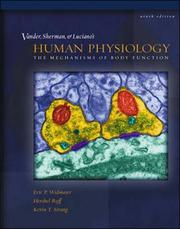 Cover of: Human Physiology