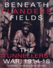 Cover of: Beneath Flanders Fields