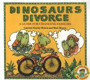 Cover of: Dinosaurs Divorce: A Guide for Changing Families