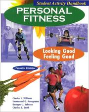 Cover of: Personal Fitness: Looking Good-Feeling Good