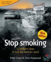 Cover of: Stop Smoking (52 Brilliant Ideas)