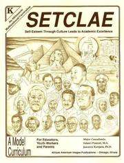 Cover of: SETCLAE, Kindergarten
