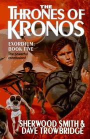 Cover of: The Thrones of Kronos