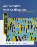 Cover of: Mathematics with Applications