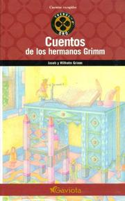 Cover of: Cuentos de Los Hermanos Grimm