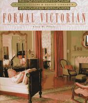 Cover of: Formal Victorian