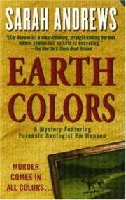 Cover of: Earth Colors (An Em Hansen Mystery)