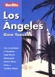 Cover of: Los Angeles (guía turística)