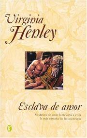 Cover of: La Esclava del Amor