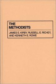 Cover of: The Methodists