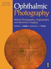 Cover of: Ophthalmic Photography