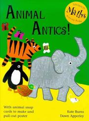 Cover of: Animal Antics! (Activity Books)