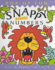 Cover of: Snappy Little Numbers (Snappy)
