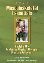 Cover of: Musculoskeletal essentials