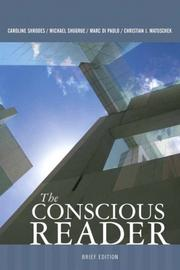 Cover of: Conscious Reader, The, Brief Edition