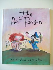 Cover of: The pet person