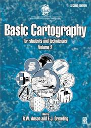 Cover of: Basic Cartography Volume 2 (Basic Cartography)
