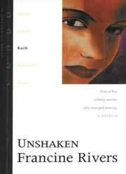 Cover of: Unshaken (Lineage of Grace, 3)