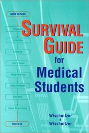 Cover of: Survival Guide for Medical Students