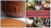 Cover of: Chocolate Obsession/Simple Soirees Two-Pack